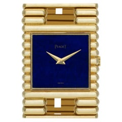 Certified Authentic, Piaget Polo 12600, Black Dial