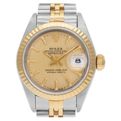 Certified Authentic Rolex Datejust 4260, White Dial