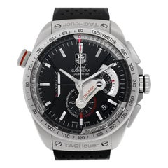 Certified Authentic TAG Heuer Carrera 7056, White Dial