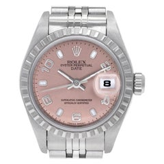 Certified Authentic Rolex Date 3948, Beige Dial