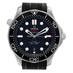 Certified Authentic Omega Seamaster 4740, Black Dial