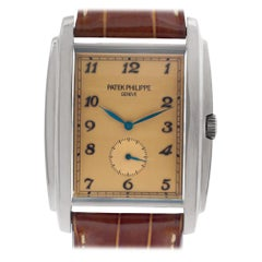 Certified Authentic Patek Philippe Gondolo 22200, Gold Dial