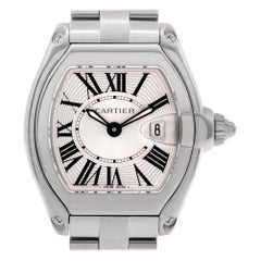 Certified Authentic Cartier Roadster 4548, Missing Dial