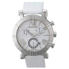 Certified Authentic Tiffany & Co. Atlas 3276, White Dial
