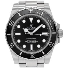 Certified Authentic Rolex Submariner 9480, White Dial