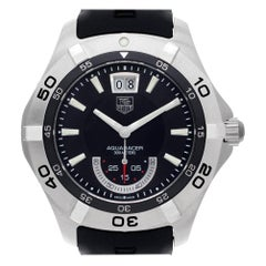Certified Authentic TAG Heuer Aquaracer 1320, White Dial