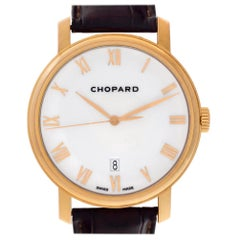 Certified Authentic Chopard Classic 8340, White Dial