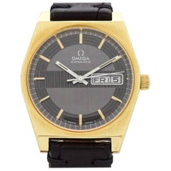 Vintage Omega Automatic Reference 1660141 Watch, 1970