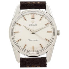 Vintage Omega Seamaster Automatic Stainless Steel Watch, 1959
