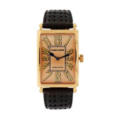 Roger Dubuis M34 Rose Gold Wristwatch