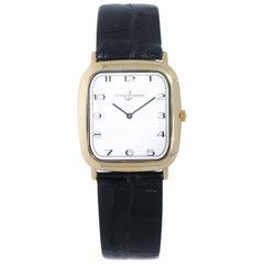Ulysse Nardin Vintage Yellow Gold Manual Wind Wristwatch
