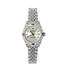 Ladies Rolex Datejust Stainless Steel