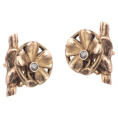 Pair of Art Nouveau Cufflinks 1900s