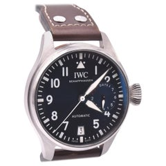 "IWC Big Pilot ""Le Petit Prince"" Watch Ref. IW501002"