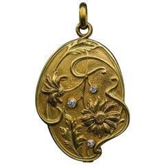 Art Nouveau Necklaces