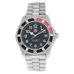 Men's TAG Heuer WM1112 Stainless Steel Date Quartz Watch