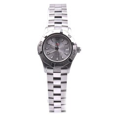 TAG Heuer Ladies Stainless Steel Aquaracer Watch Ref. WAF1412