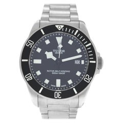Men's Tudor Pelagos M25600TN-0001 Titanium Chronometer Date Watch