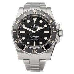 Rolex Submariner Stainless Steel 114060