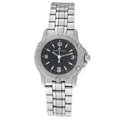 Ladies Maurice Lacroix TI1034-SS002-320 Steel Date Watch