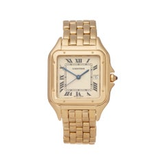 Cartier Panthere 18k Yellow Gold 8839