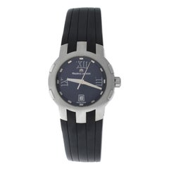 Lady Maurice Lacroix Milestone MS1013-SS001-310 Steel Quartz Watch