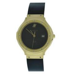 Ladies Hublot MDM Geneve Classic 140.10.3 Steel 18 Karat Gold Quartz Watch