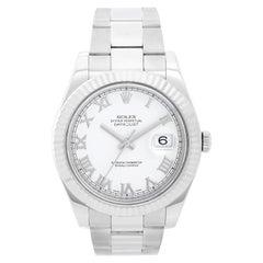 Rolex Datejust II Men's Stainless Steel Watch 116334