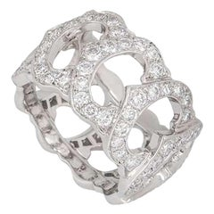 Cartier C de Cartier Diamond Band Ring 2.25 Carat