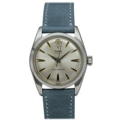 Tudor Stainless Steel Oyster Shock Resisting Ref 7934 Wristwatch, circa 1965