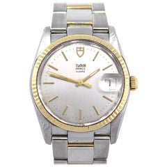 Tudor 91533 Prince Oysterdate Silver Dial Watch