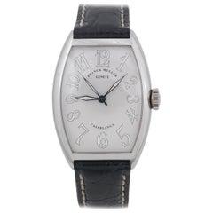 Franck Muller Casablanca Steel Wristwatch