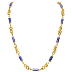 Italian Sodalite Necklace