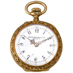 Art Deco Patek Philippe Pocket Watch