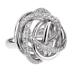 De Grisogono Matassa White Gold Diamond Ring