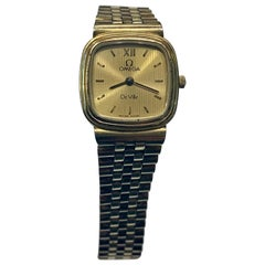 Omega DeVille Ladies Quartz Bracelet Watch