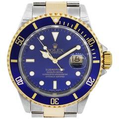Rolex 16613 Submariner Watch