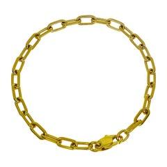 Cartier 18 Karat Yellow Gold Spartacus Bracelet