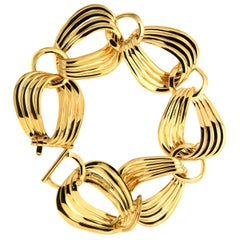 Valentin Magro Glamour Loose Links Gold Bracelet