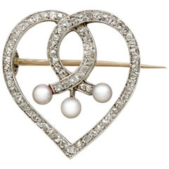 Romantic Brooches