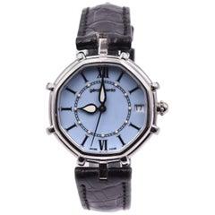Gerald Genta Stainless Steel Watch Ref. G3485.7