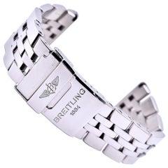 Breitling Stainless Steel Bracelet