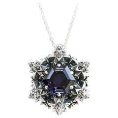 Cosmic Creation Pendant Necklace