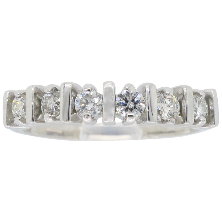 Diamond Band Ring For Sale