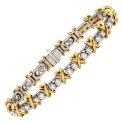 Tiffany & Co. Schlumberger Diamond Bracelet