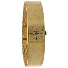 Baume & Mercier Yellow Gold Ladies' Watch, circa 1970s