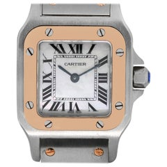 Cartier 1567 Santos Watch