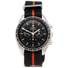 Omega Speedmaster Ultraman Limited Edition Stainless Steel 3112423001001 Watch