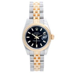 Rolex Ladies Datejust 2-Tone Jubilee Watch 179173