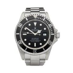 Rolex Sea-Dweller Stainless Steel 16660 Wristwatch